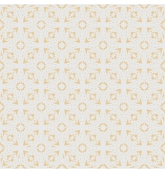 Flower sakura seamless pattern on peach color vector