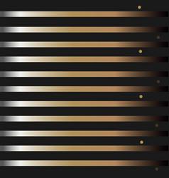 glittering frame vector image vector image