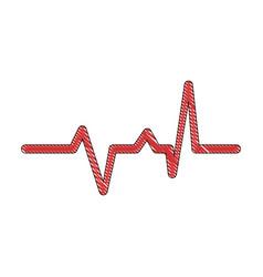 Heart and cardiology vector