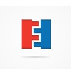Constructor design logo vector