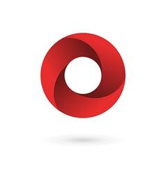 Letter o logo icon design template elements vector