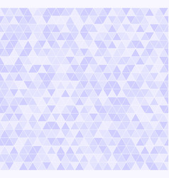 Violet triangle pattern seamless vector
