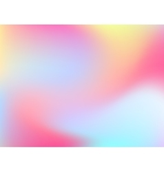 Abstract blured color background vector