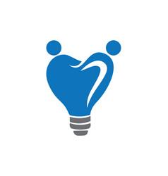 Education logo template design vector