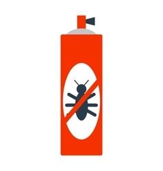 Toxic medicine poison spray and dangerous bottle vector
