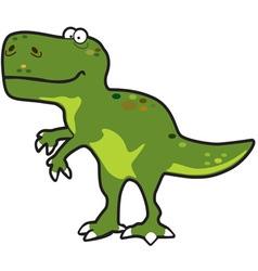 Cute Rex vector image