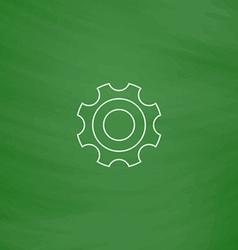 Bearing computer symbol vector