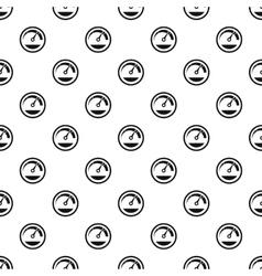 Speedometer custom pattern simple style vector
