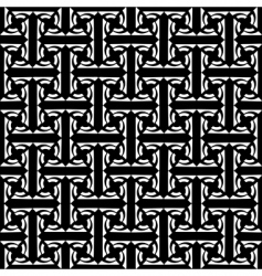 Labyrinth pattern vector