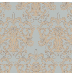 Vintage floral texture ornament wallpaper vector