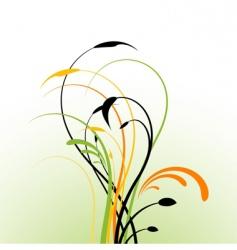 flower04 vector image