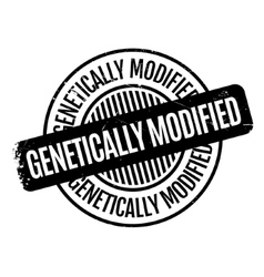 Genetically modified rubber stamp vector