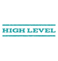 High level watermark stamp vector