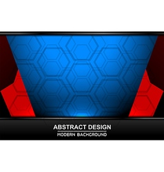 Abstract modern backgrounds design vector