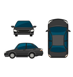 Vehicle vector image vector image