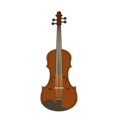 Cello instrument music sound icon graphic vector