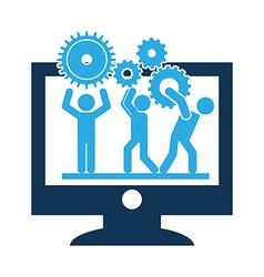 Software development vector
