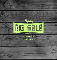 Spring sale badges logos and labels for any use vector