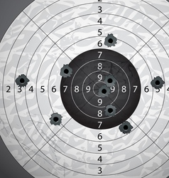 aim vector image