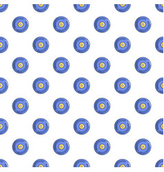 Vinyl record pattern seamless vector