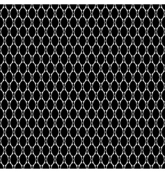Seamless laced pattern vector