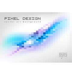 Pixel art vector