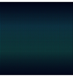 Seamless metal texture with blue highlight vector