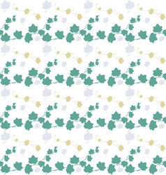 Ivy gourd seamless pattern background vector