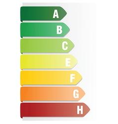 Energy inforgraphic vector