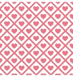 heart wallpaper background design vector image