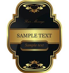 Golden label vector