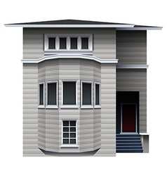 A big building vector