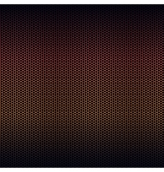 Seamless metal texture with red highlight vector