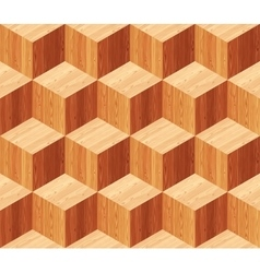 Diamonds parquet seamless floor pattern vector