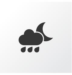 Rainy icon symbol premium quality isolated vector