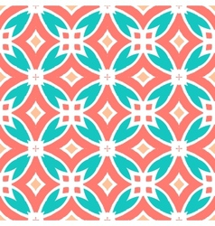 Multicolor ethnic pattern vector