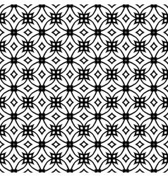 Geometric art deco pattern vector