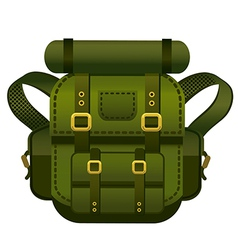 Rucksack vector