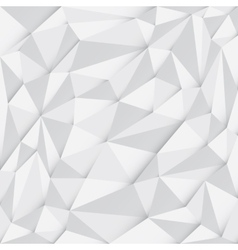 Polygonal low poly abstract mosaic background vector