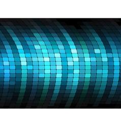 shiny mosaic pattern vector image vector image