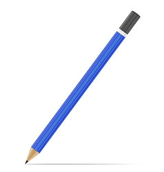 Sharpened pencil 03 vector