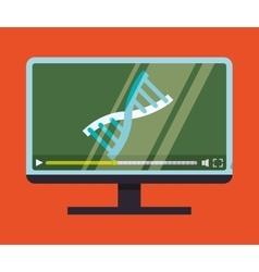 Education online or elearning vector