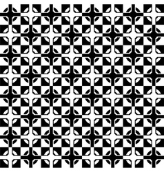 Cross tiles pattern vector