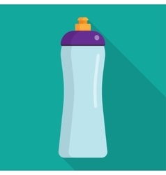 Sports bottle hydro flask water vector