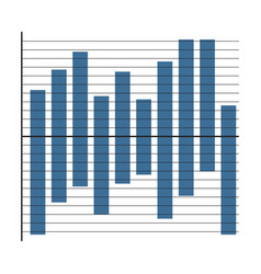 Element of chart vector