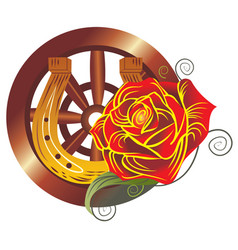 Gypsy logo vector