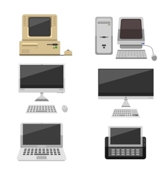 Computer evolution vector