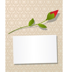 Message card vector