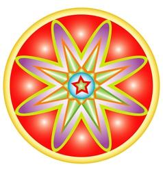 Geometrical form vector