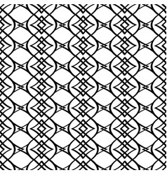 Geometric simple line pattern vector